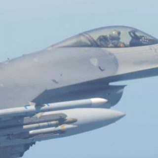 F 16 Fighting Falcon 320x320 - (WATCH) With a new upgrade, the F-16 Fighting Falcon will fight on for years to come