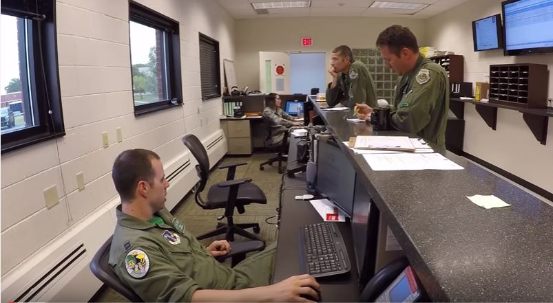 F 16 Prep - Watch the Ohio Air National Guard 180th Fighter Wing prepare for F-16 Fighting Falcon flight operations