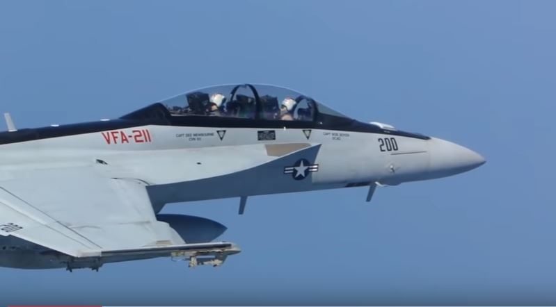 Boeing F-18 Advanced Super Hornet fighter jet could close 'fighter gap' in US Navy's fleet Featured