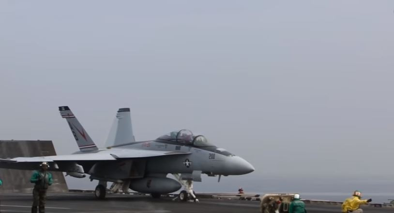F 18 Advanced Super Hornet Jet - Boeing F-18 Advanced Super Hornet fighter jet could close 'fighter gap' in US Navy's fleet