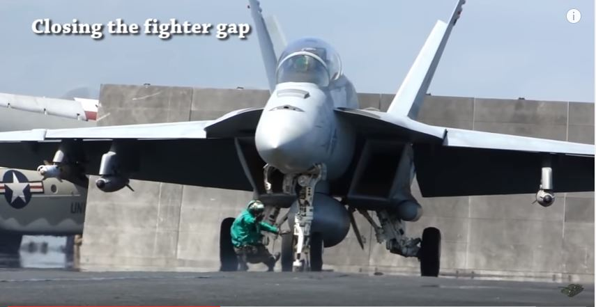 F 18 Advanced Super Hornet - Boeing F-18 Advanced Super Hornet fighter jet could close 'fighter gap' in US Navy's fleet