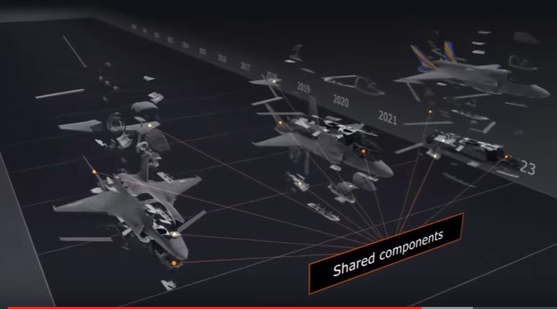 F 22 Improved Shaed Components - (VIDEO) One Of America's Deadliest Weapons Is About To Get Even More Powerful