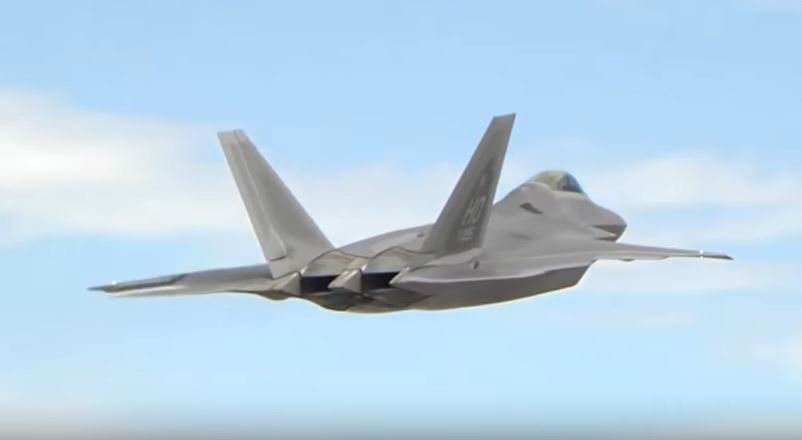 F 22 Raptor 3 - (VIDEO) One Of America's Deadliest Weapons Is About To Get Even More Powerful
