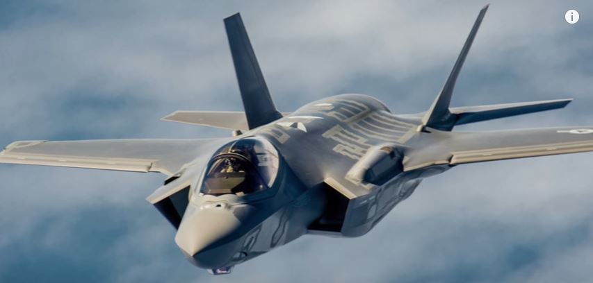 F 35 3 - Here's what the US could sell South Korea and Japan to counter North Korea