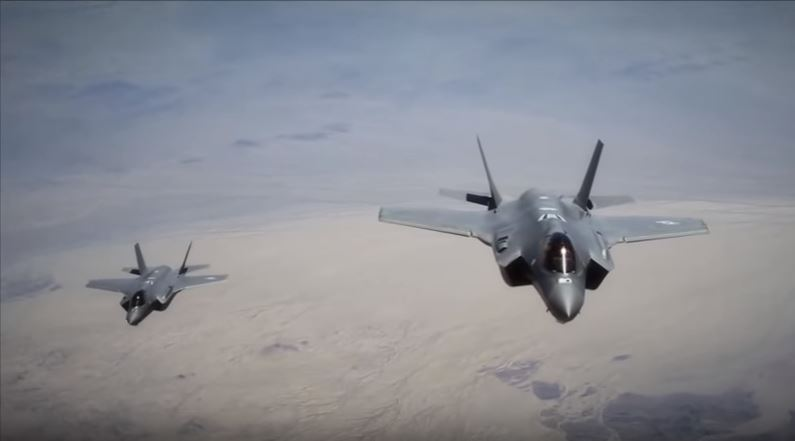 F 35 JSF - (WATCH) US Air Force pilot compares flying F-16 to the newer F-35 fighter jet