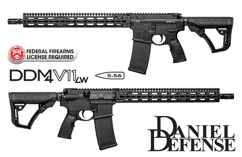 "F1DD30032055 - Gun Maker Daniel Defense Terminates Relationship With Academy Sports For Displaying ""Weak Moral Integrity"""