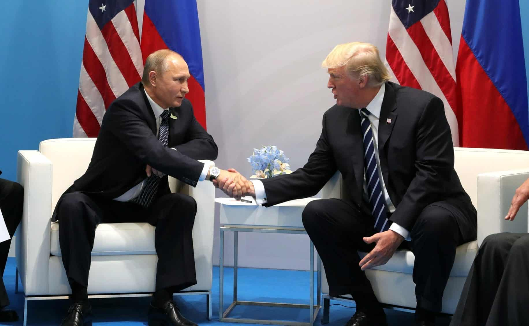 Trump says would be 'great thing' for Russia, Ukraine to reconcile