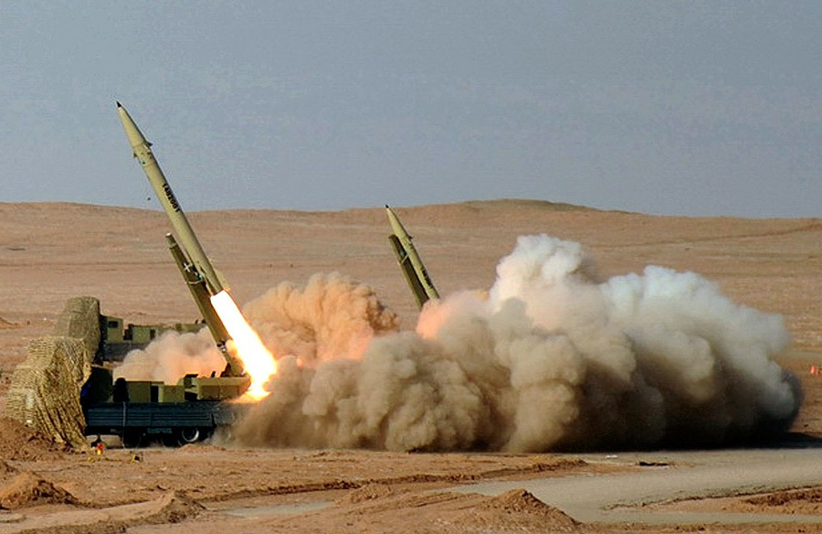 Iran unveils locally developed missile-defense system
