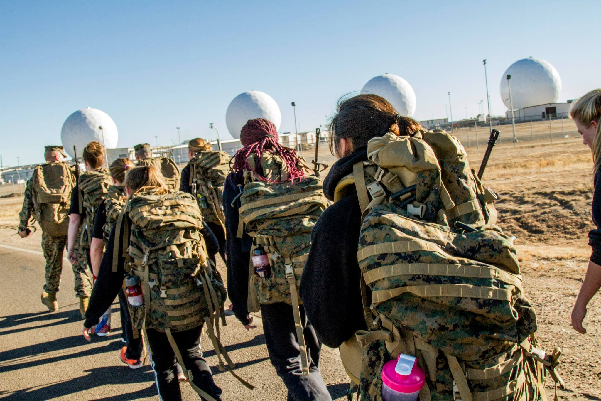 First Female Infantry Marines Join Their Battalion & Make History Featured