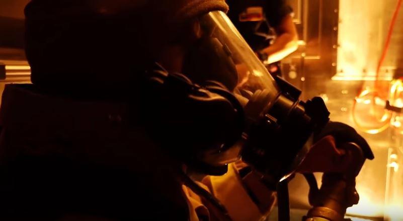 Firedrill Aboard USS Texas - (VIDEO) Watch A Fire Drill Aboard A U.S. Navy Nuclear Submarine