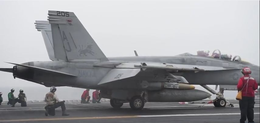 (VIDEO) A Look At Flight Operations Aboard The USS George H.W. Bush Featured