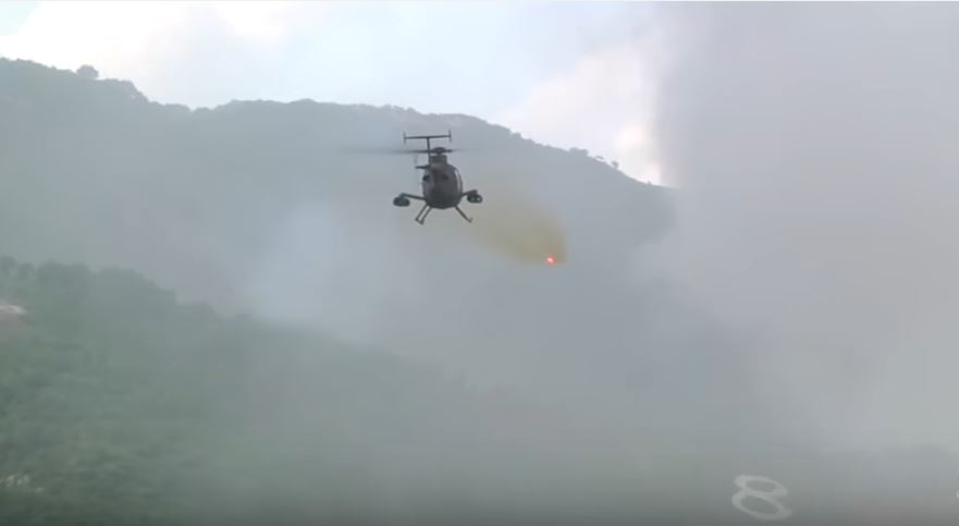 Republic Of Korea And U.S. Armed Forces Light Up The Battlefield During Exercise Foal Eagle Featured