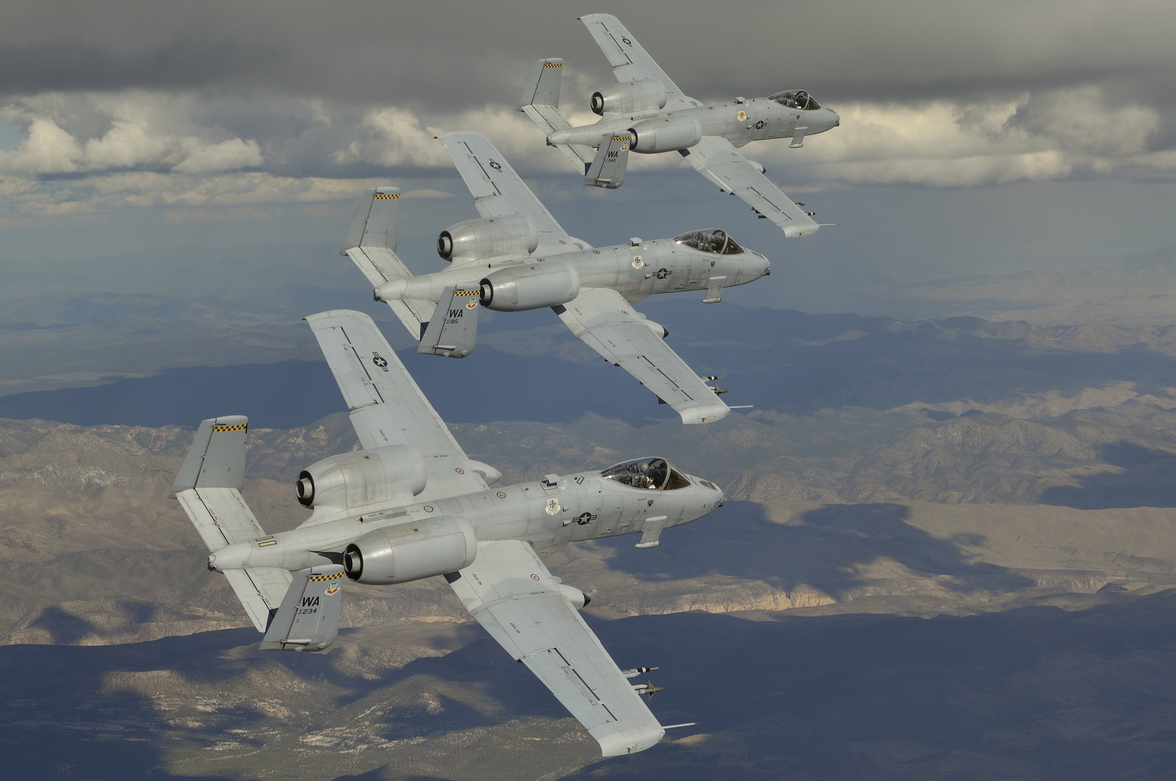GEW4787 - Op-Ed: The A-10 Warthog is still the Air Force's favorite target