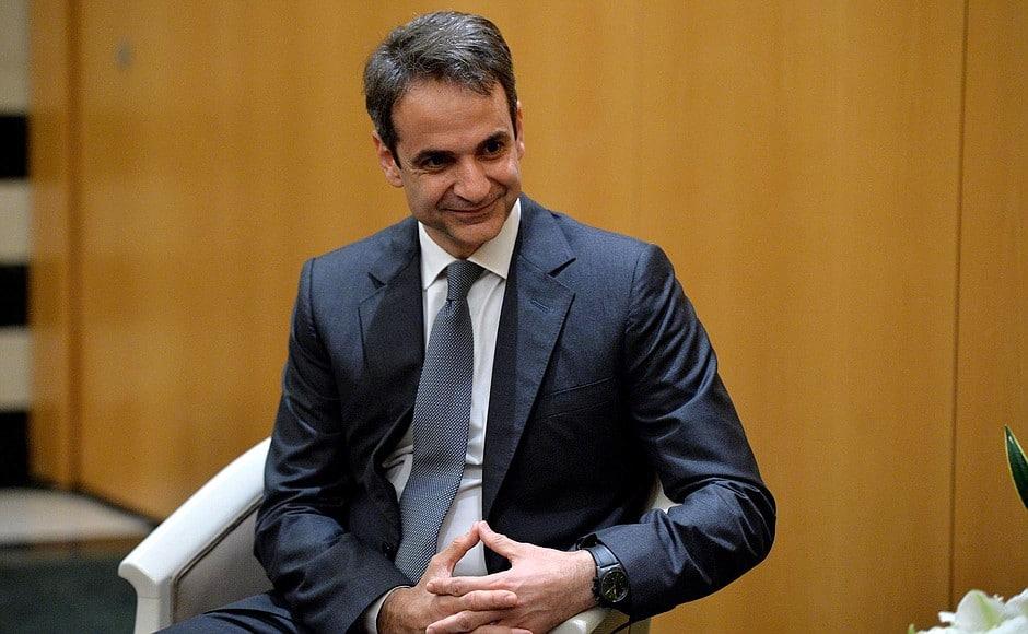 Greek Prime Minister: Iranian oil tanker 'not headed for Greece'