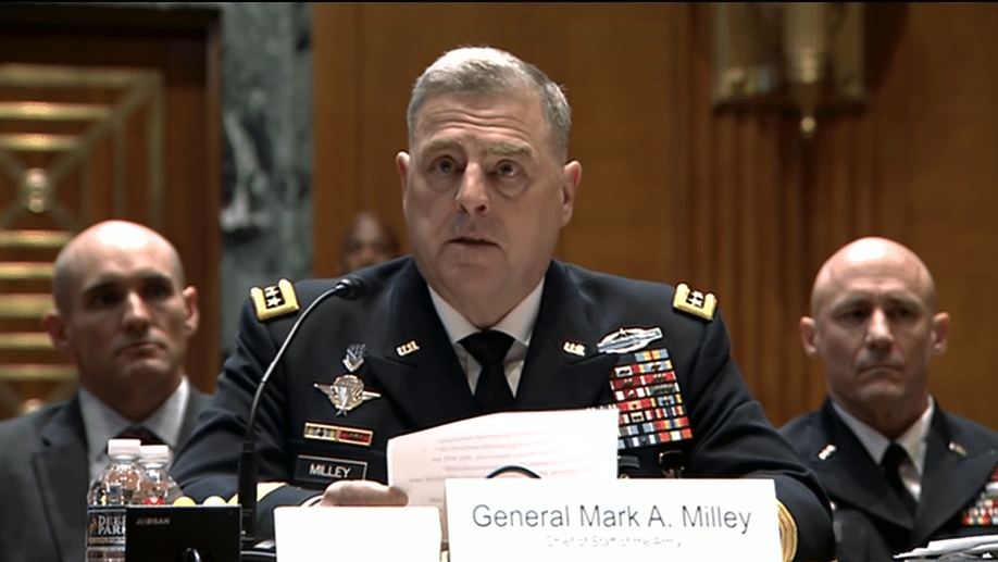Joint Chiefs Chairman says Trump pardons won't hurt military nor undermine military justice