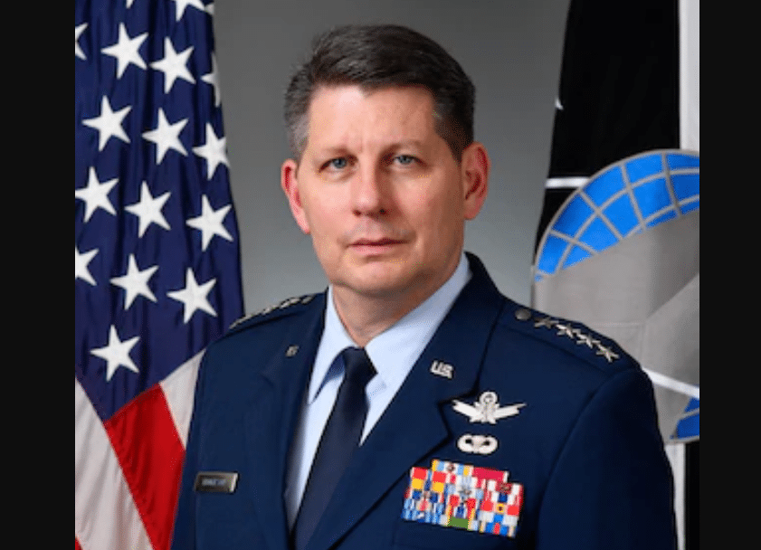 Vice Chief of Space Operations tests positive for COVID-19