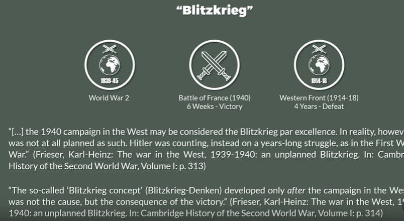 German Blitzkrieg - Here Are The Top 11 Misconceptions About World War II, From A Eurocentric Perspective
