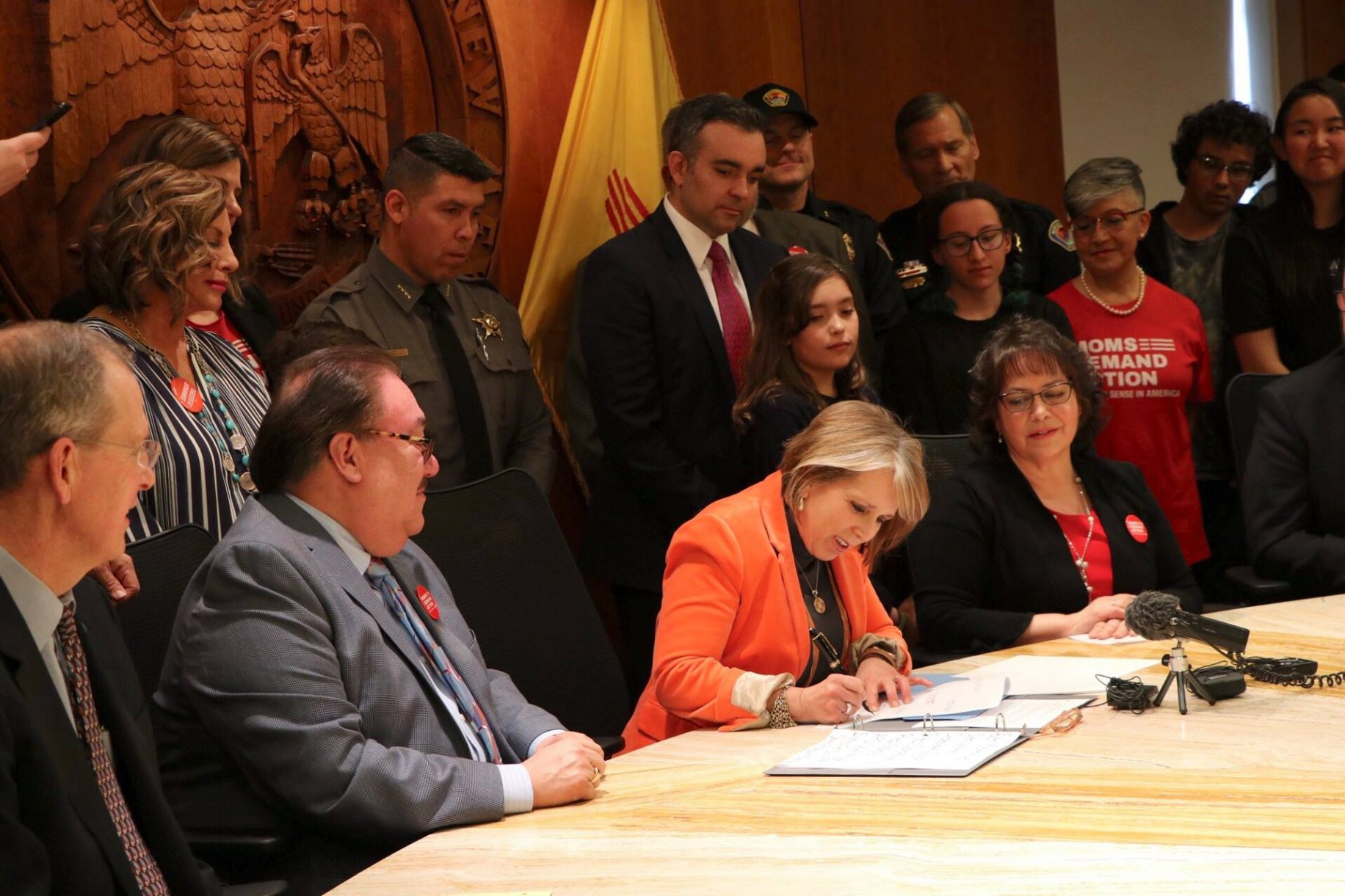 New Mexico governor eyes expanded gun control provisions