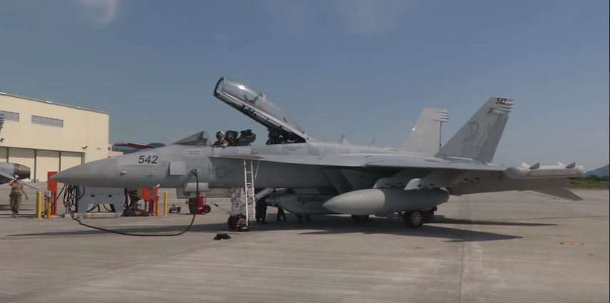 Image result for A Look At The Combat-Proven EA-18G Growler Electronic Warfare Aircraft That Can Blind Enemies In A Fight