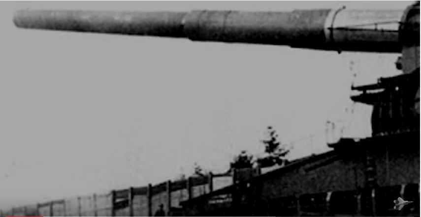 That's A Monster! A Look At The Biggest Weapon Ever Built And Used In War Featured