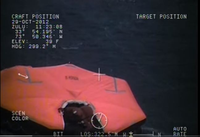 Powerful Video Of Coast Guard Rescue Of HMS Bounty During Hurricane Sandy Featured