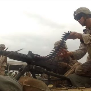 Heavy Machine Gun 320x320 - (WATCH) These are the 11 oldest US military weapons still in the inventory