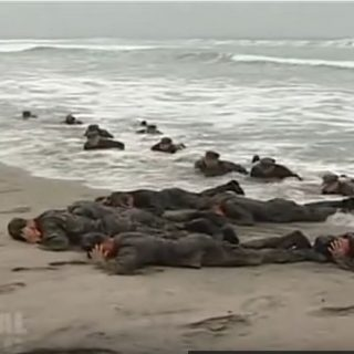 Navy SEALs Hell Week