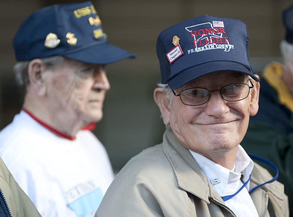 Honor Flight seeking WWII, Korean veterans