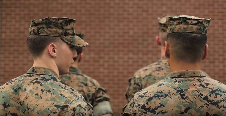 Hot 100 Days of Summer - U.S. Marines Start 101 Days Of Summer With A Customary Safety Brief