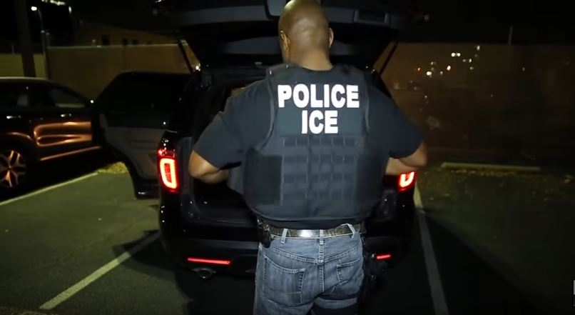 ICE Enforcement In Action - (VIDEO) See ICE Enforcement & Removal Operations (ERO) Targeting Criminal Illegal Aliens