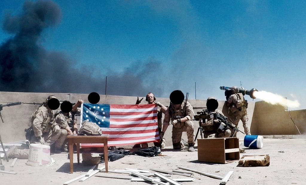 No Us Troops In Iraq >> Judge: Navy SEAL posing, re-enlisting with ISIS corpse not a war crime