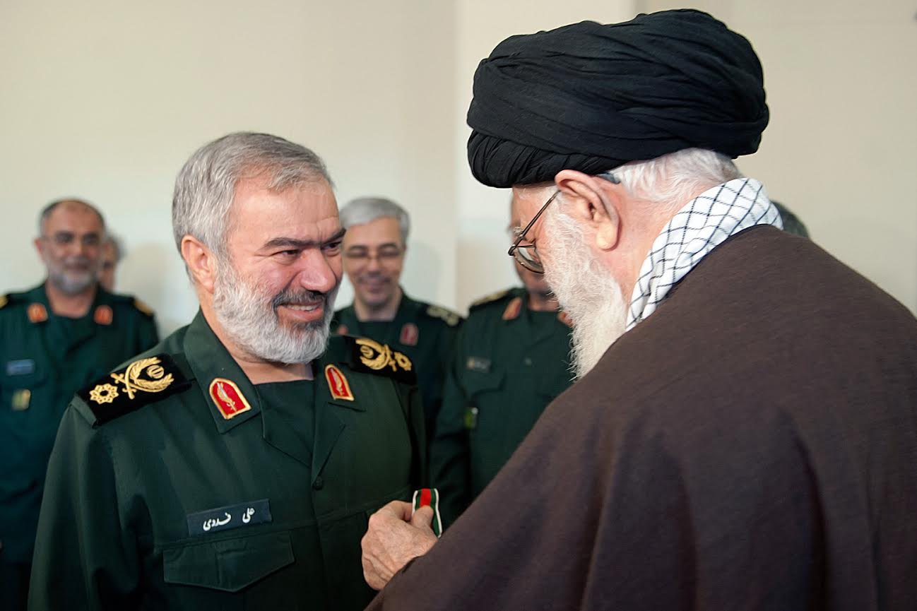 Another Iranian Leader Swipes At United States: Top Iranian Naval Commander Says U.S. Lacks Capability To Attack Iran Featured