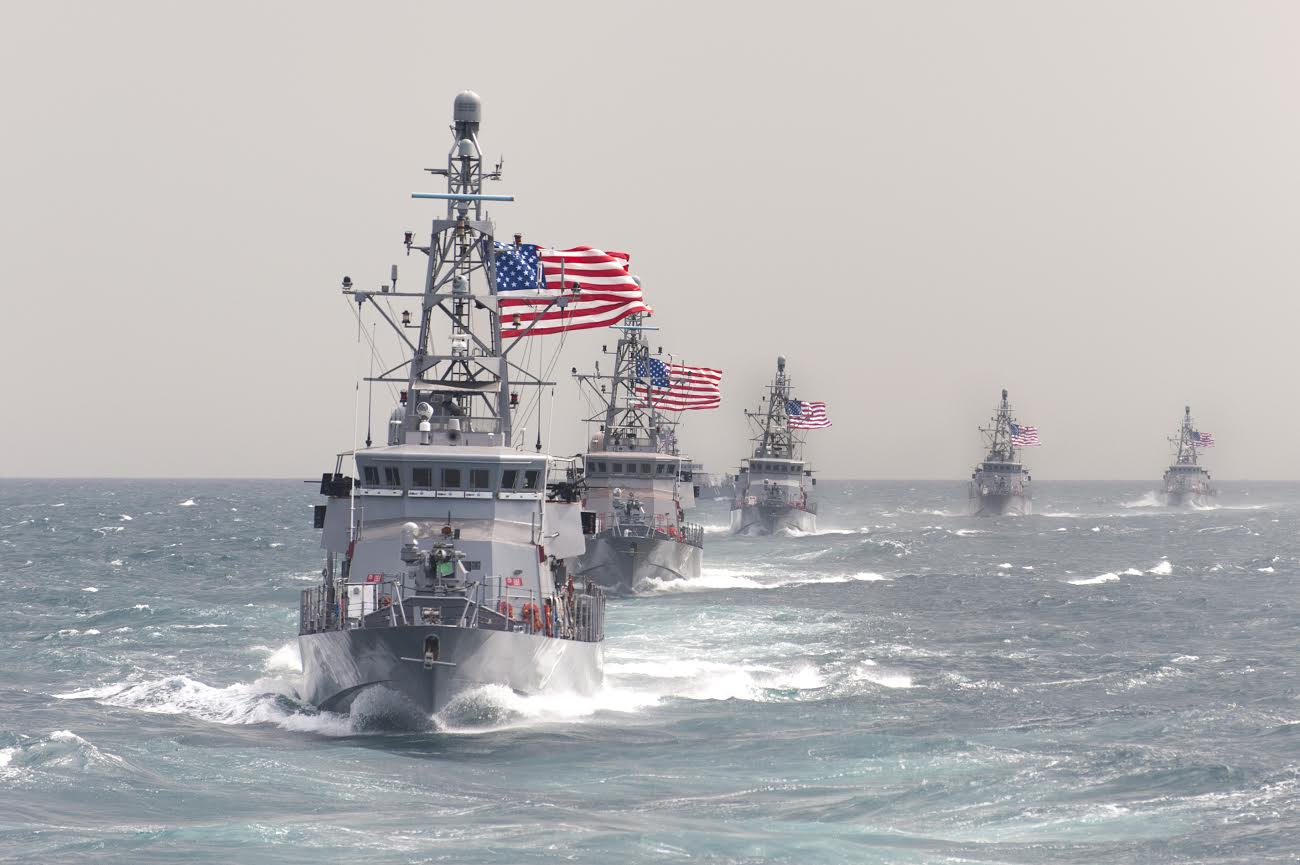 "Iranian Commander Tirade: ""U.S. Has No Business Patrolling the Persian Gulf"" Featured"