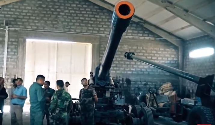 (WATCH) ISIS Gets New Deadly Weapon Featured