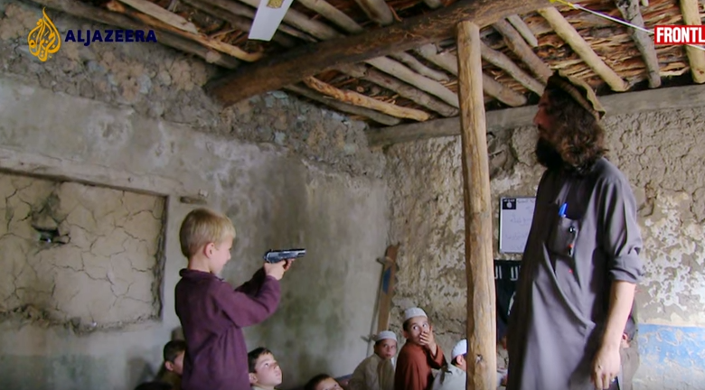 Watch Bone-Chilling Footage From Inside An ISIS School For Children Featured