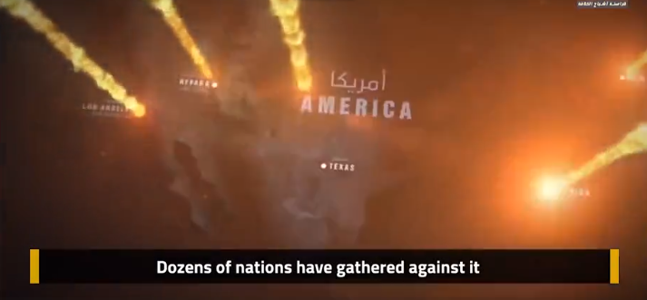 ISIS propaganda video 1 - ISIS claims it hacked US Army and State Dept. and will assassinate employees