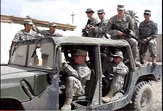 "Military Police In Iraq Put New Spin On ""Ice, Ice, Baby"" Featured"