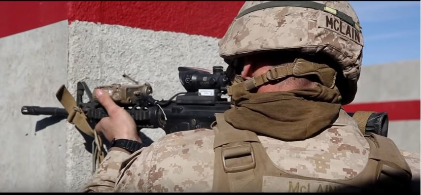 "Infantry Marine - See Why Marine Corps Combat Readiness Evaluation Is Called The ""Infantryman's Disneyland"""
