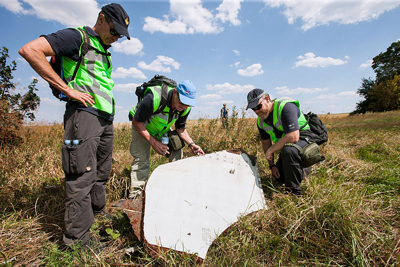 DEVELOPING: Officials Claim To Have Found Russian Missile Fragments At MH17 Crash Site Featured