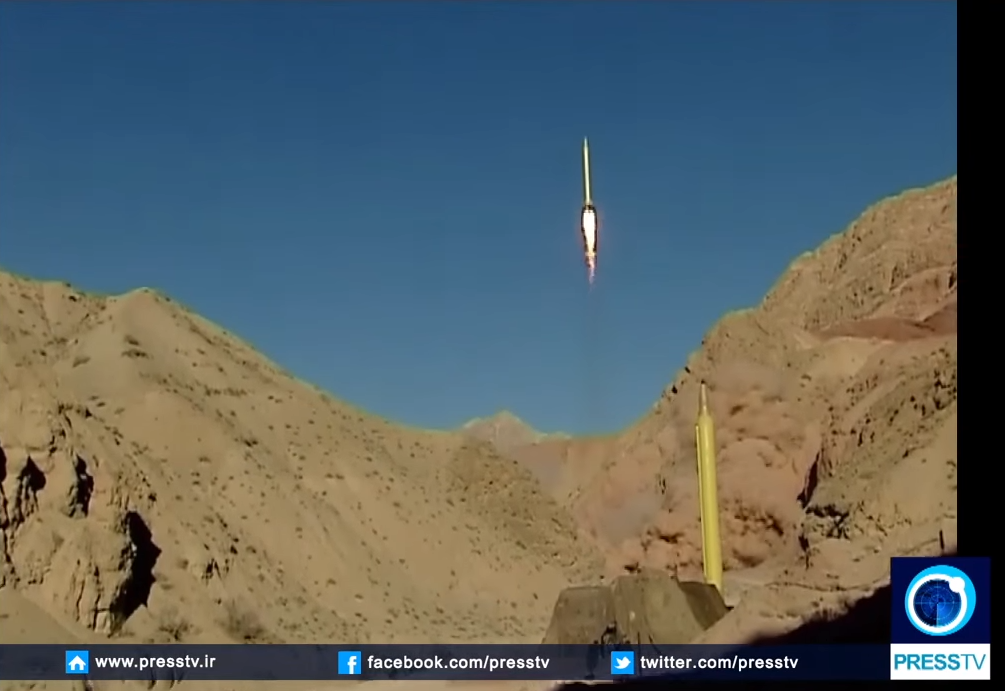 Iran On Its Missile Tests: Screw The Nuclear Agreement Featured