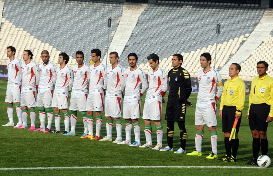 Iran releases four women arrested for trying to watch men's soccer
