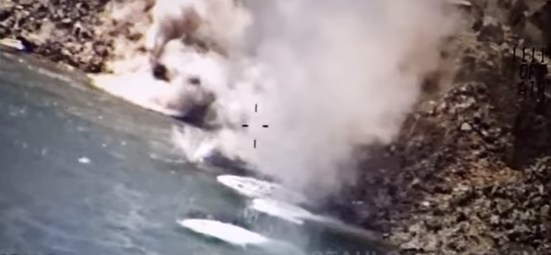 Iraqi Aviation Units - (VIDEO) Iraqi aviation units lay waste to ISIS fighters fleeing Mosul