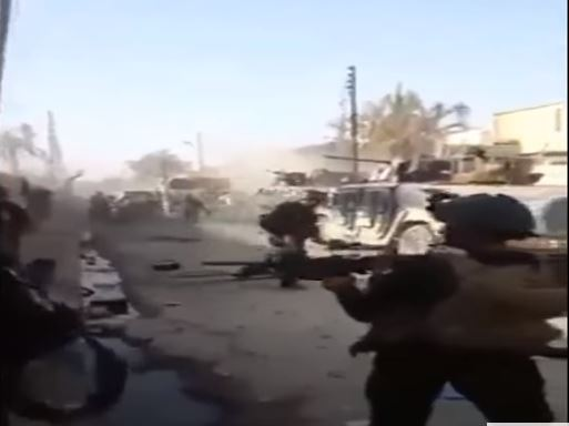 Must Watch: Intense Footage Of Iraqi Special Forces Clashes With ISIS Featured
