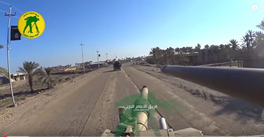 Watch Iraqi Special And Popular Mobilization Forces In Heavy Clashes With ISIS In Ramadi Featured