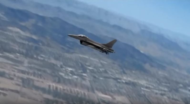 Israel Air Force Sends Strong Message To Iranian Revolutionary Guard Corps Featured