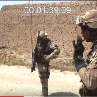Italian Forces In Afghanistan
