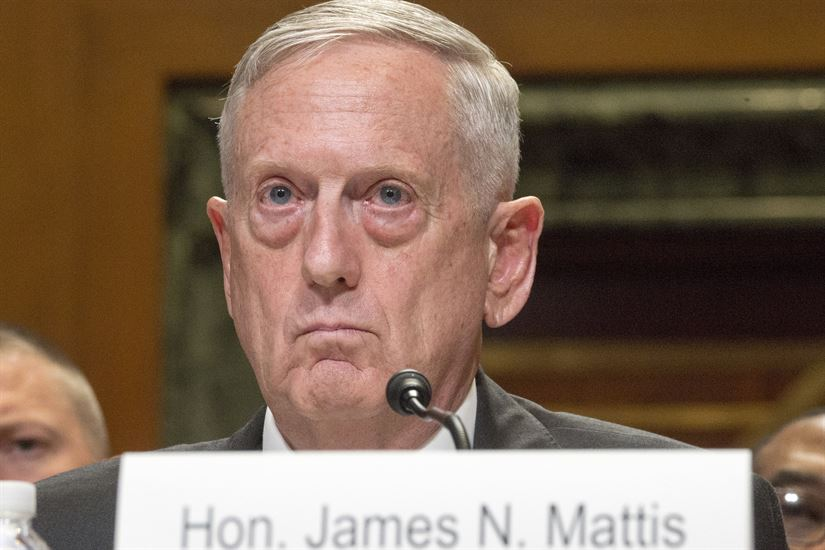 Mattis signs order to send additional troops to Afghanistan Featured