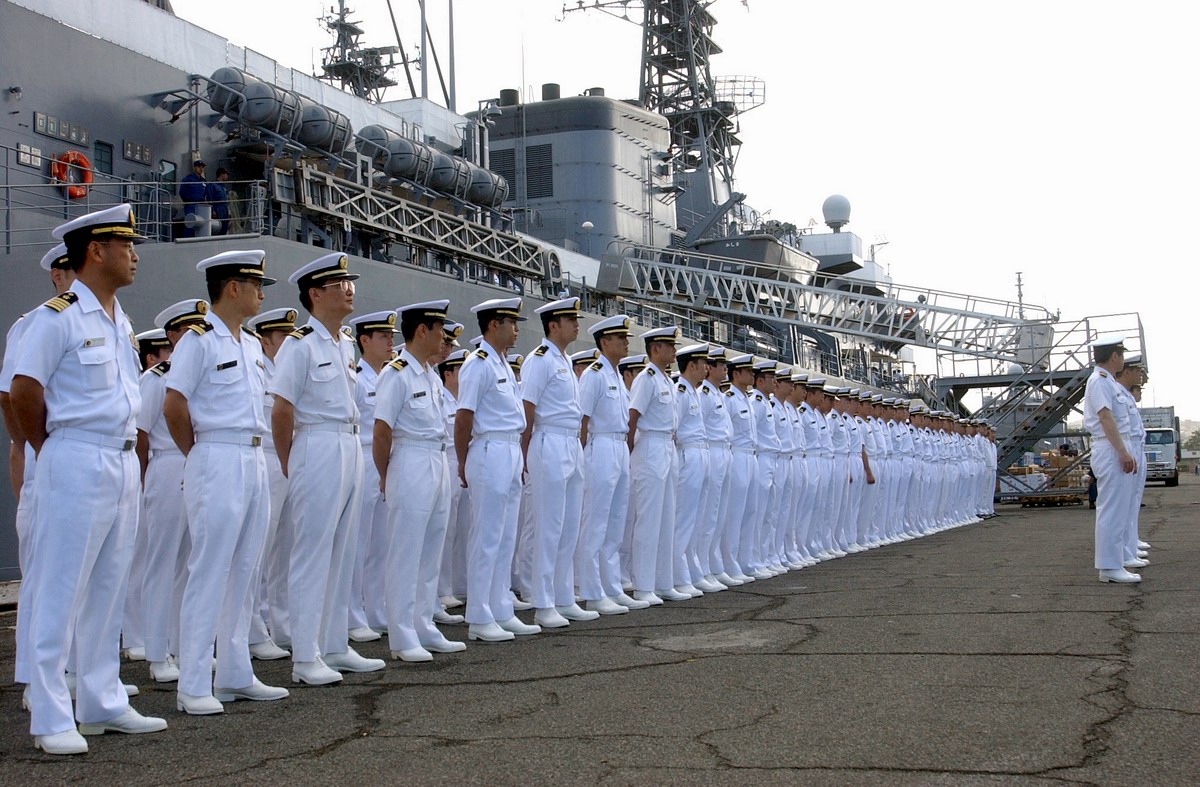 Japan Increasing Joint Patrols With The U.S. In South China Sea With Featured