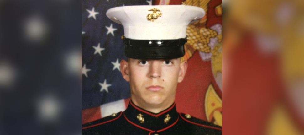 Justin Lampkins - Marine Veteran Shot To Death At McDonald's Drive-Thru