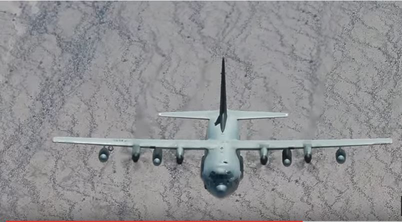 KC 130 Hercules During Raid - Watch U.S. Marine Corps Special Operating Forces Conduct A Simulated Raid